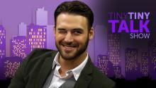 Ryan Guzman Describes Working with Jennifer Lopez on