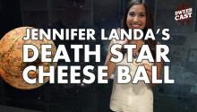 DIY Death Star Cheese-Ball with Jennifer Landa!