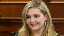 Abigail Breslin interview