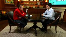 Adrian Grenier talks his documentary '52' and 'Entourage'