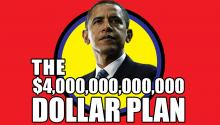 Jesse Ventura: Four Trillion Dollar Plan
