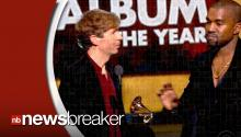 Kanye West Has Grammy Meltdown Over Beck Beating Out Beyonce to Win Best Album