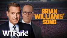 BRIAN WILLIAMS' SONG: More Shocking Footage Of Brian Williams Lying About The News