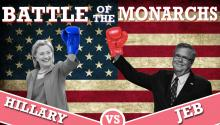 Jesse Ventura: Battle of the Monarchs