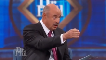 Dr. Phil Without Dialogue Is The Best Dr. Phil