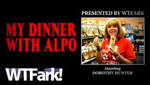 MY DINNER WITH ALPO: Pet Store Owner Eats Dog Food For 30 Days. Why? Just Cuz.