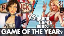 Game of the Year: BioShock Infinite vs. GTA 5