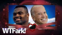BUTT BUDDIES: A Valentine's Day E-Card From Joe Biden And Neil Smith