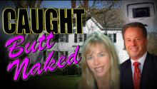 CAUGHT BUTT NAKED: Realtors Captured on Camera Having Sex in Listed Home