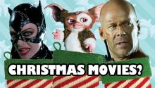 5 Christmas Movies You Didn't Think Were Christmas Movies