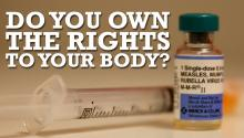 Jesse Ventura: Who Owns the Rights to Your Body?