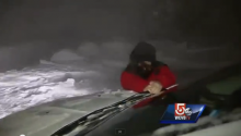 Meanwhile In Boston, Weather Reporters Are Having Lots Of Fun Doing Live Blizzard Shots