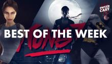 BEST OF THE WEEK: Kung Fury, Croft & Dyson Costume Christmas