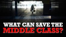 Jesse Ventura: What Can Save The Middle Class?