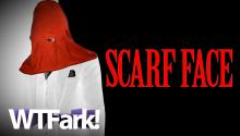 "SCARF FACE: The ""Face Blanket"" Is The Newest And Stupidest Product No One Needs Ever"