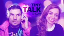Lauren Lapkus and Flula - Tiny Tiny Talk Show