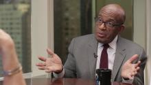 Al Roker: extreme snow storms are due to climate change
