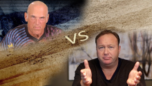 Jesse Ventura and Alex Jones: Head to Head