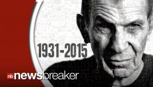 "Leonard Nimoy Famous for Playing Mr. Spock On ""Star Trek"" Dies at 83"