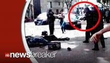 Shocking Footage Released of LA Police Officers Shooting a Homeless Man Dead