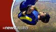 Man Suffers Seizure While Skydiving -- His Dramatic Mid-Air Rescue Caught on Video