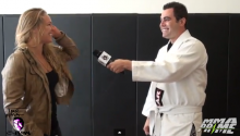 Web Series Host Makes Sexist Joke To Ronda Rousey, She Breaks Four Of His Ribs