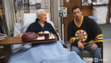 Bob Barker And Adam Sandler Reunite For Comedy Central's