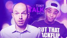 Paul Scheer and King Bach - Tiny Tiny Talk Show