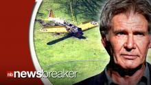 "Actor Harrison Ford ""Battered, But OK"" After Crashing His Own Plane"