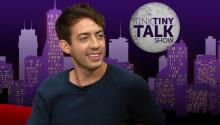 Kevin McHale Full Interview - Series Finale Of Glee