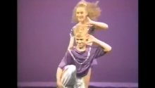 You Haven't Lived Until You've Watched Ryan Gosling's 1992 Dance Video