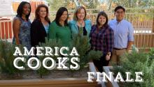America Cooks Finale: The Winning Dish