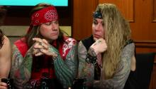 Steel Panther's Lexxi Foxx: Future Author?