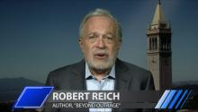 Robert Reich On USA's 'Race to the Bottom' For Wages & Workers' Rights
