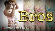 BROS: Japanese Label Creates Lacy Bras and Other Lingerie For Men