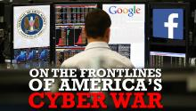Off The Grid: On The Frontlines of America's Cyberwar