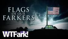 FLAGS OF OUR FARKERS: Now You Can Buy A Little American Flag That Never Stops Waving!
