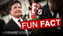 E!'S FUN FACT: Backlash Against Network For Making Light of Michael J. Fox's Parkinson's Disease