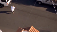 South LA Car Chase Ends With Shootout On Live TV Because America Or Something