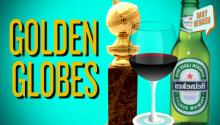 Golden Globes 2014 Where Everyone is Drunk!