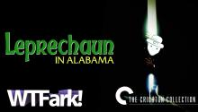 LEPRECHAUN IN ALABAMA: WTFark Examines The Classic St. Patrick's Day Viral News Video