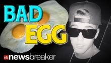 BAD EGG: Justin Bieber's House Searched For Evidence Regarding Vandalism