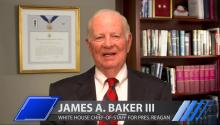 Former Sec. of State James Baker Is No Fan of GOP Letter to Iran
