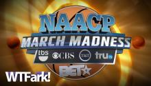THE NAACP TOURNAMENT: News Anchor Mistakenly Labels The NCAA Tournament; Hilarity Ensues