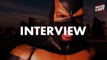 Phoenix Jones on DweebCast: The Real Life Super Hero