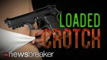 LOADED CROTCH: Woman Pulls A Gun From Her Crotch and Threatens Boyfriend