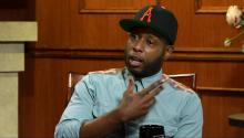 Talib Kweli on being labeled a socially conscious artist