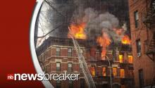25 Injured After New York City Building Erupts Into Flames and Collapses
