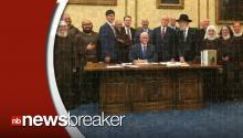 "Indiana Passes Controversial ""Religious Freedoms"" Bill that Allows Discrimination Against LGBT"