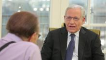 Bob Woodward: I Wish Snowden Had Come to Me